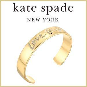 NWT Kate Spade New York Love Bug Bangle